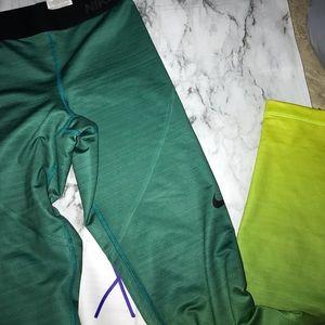 Nike pro spandex tights
